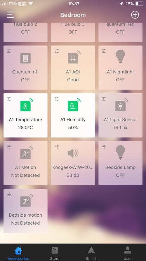 Koogeek A1W Environment Monitor (review)