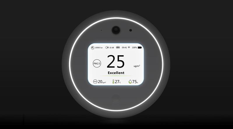 Koogeek A1W Environment Monitor (review) – Homekit News and Reviews