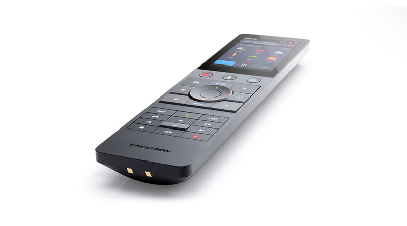 Crestron TSR-310 Smart Remote – Homekit News and Reviews