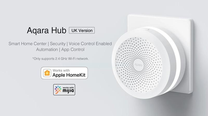 Aqara Officially Announce UK HomeKit Hub – Homekit News and Reviews