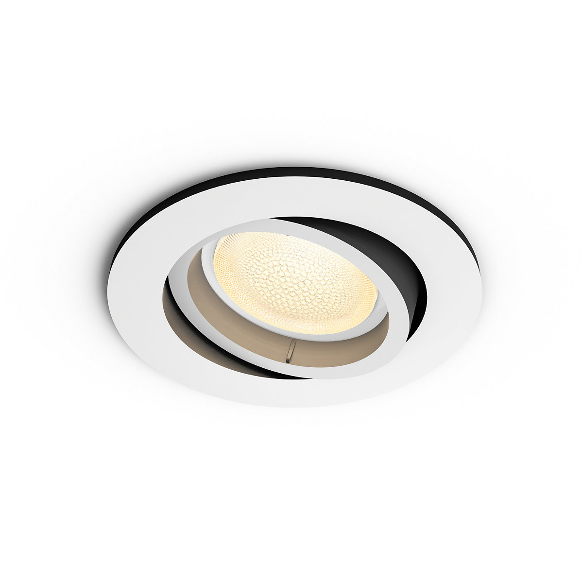 Philips Hue White and Colour Ambiance Centura recessed spot (circular)