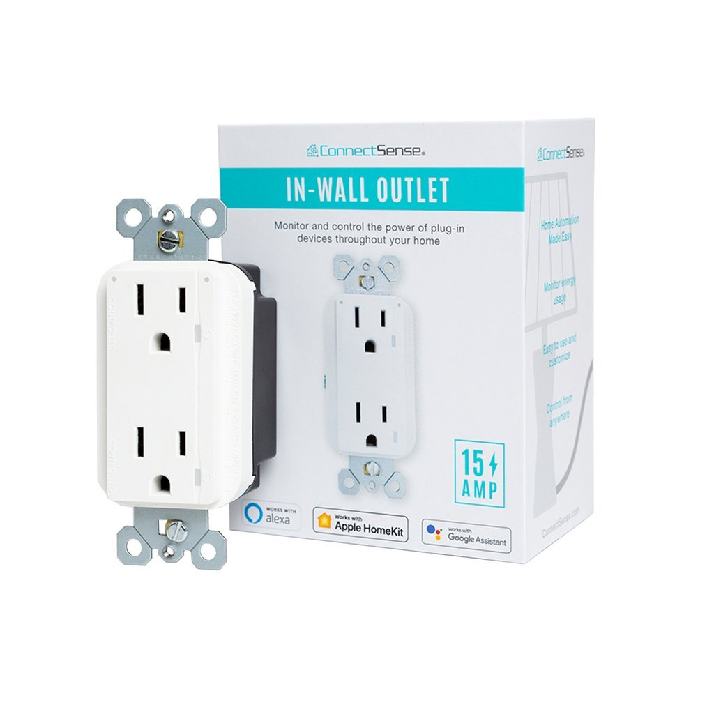 ConnectSense HomeKit Enabled Smart Wall Presentation now available