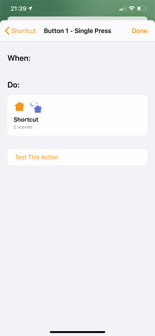 Create an On/Off Toggle Switch With Home and Shortcuts