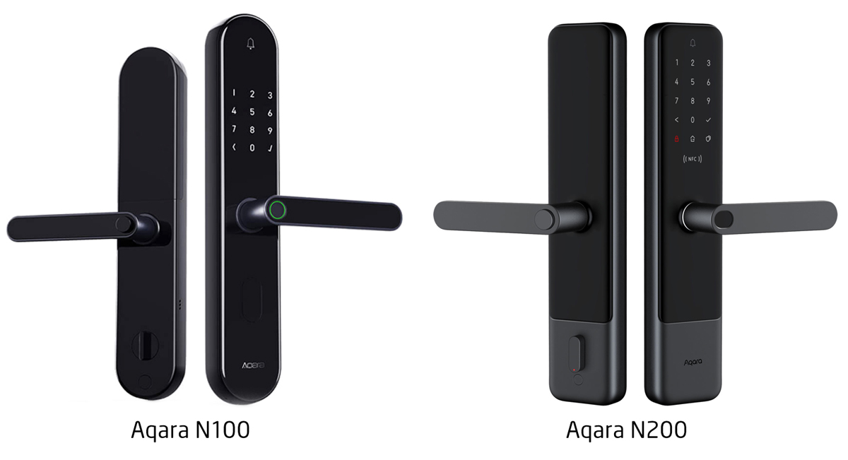 Aqara N200 Smart Lock Will be Released in China on March 9th