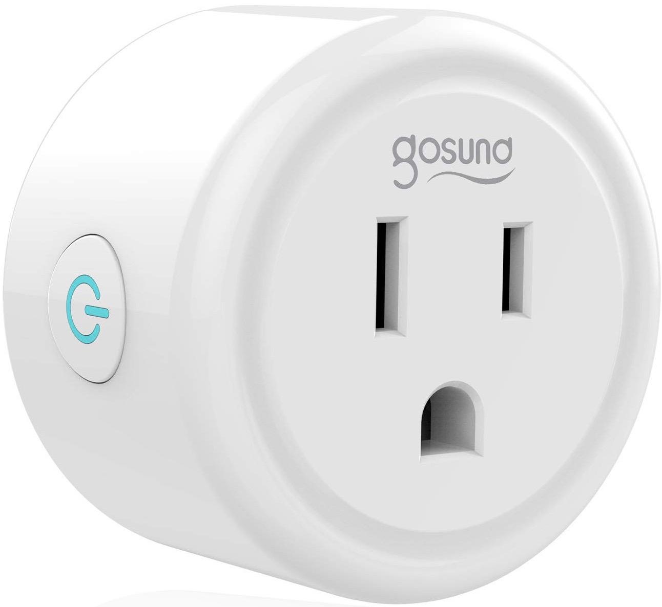 Gosund Mini Wi-Fi Smart Plug Review: Compact control