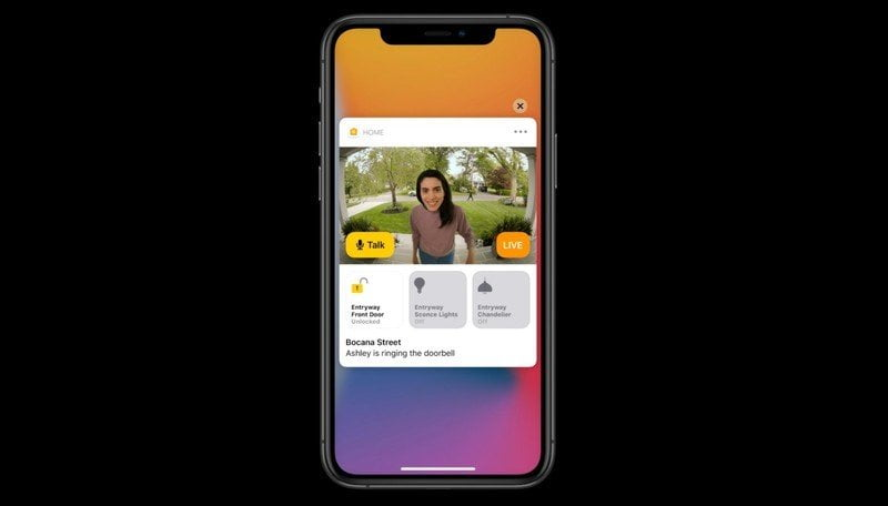 How to use Face Recognition with HomeKit Secure camcorders