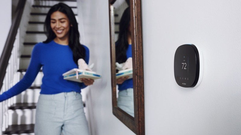 The ecobee SmartThermostat keeps my house comfortable and on sale for Prime Day