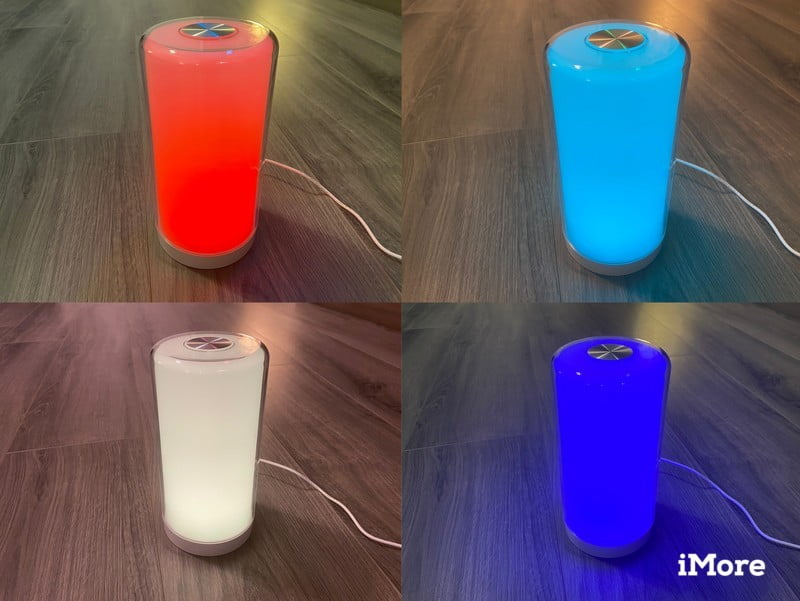 Meross Smart WiFi Ambient Light Review: 360-degrees of color