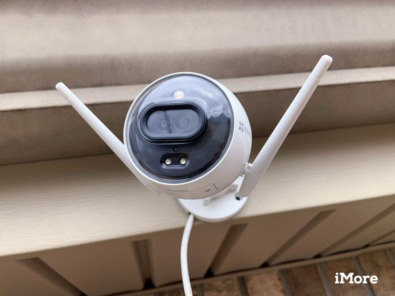EZVIZ C3X Outdoor Camera Review: Color night vision without the bulk