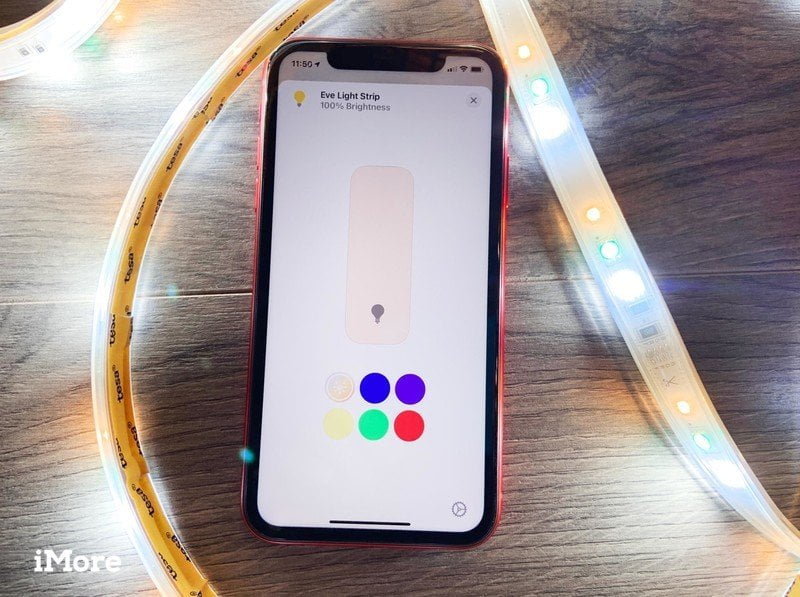 Eve Light Strip Review: Bright beauty