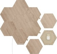 Nanoleaf launches lightweight Elements Wood Look panels inspired by nature