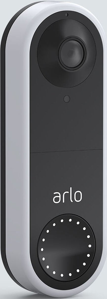 Arlo Essential Wired Video Doorbell