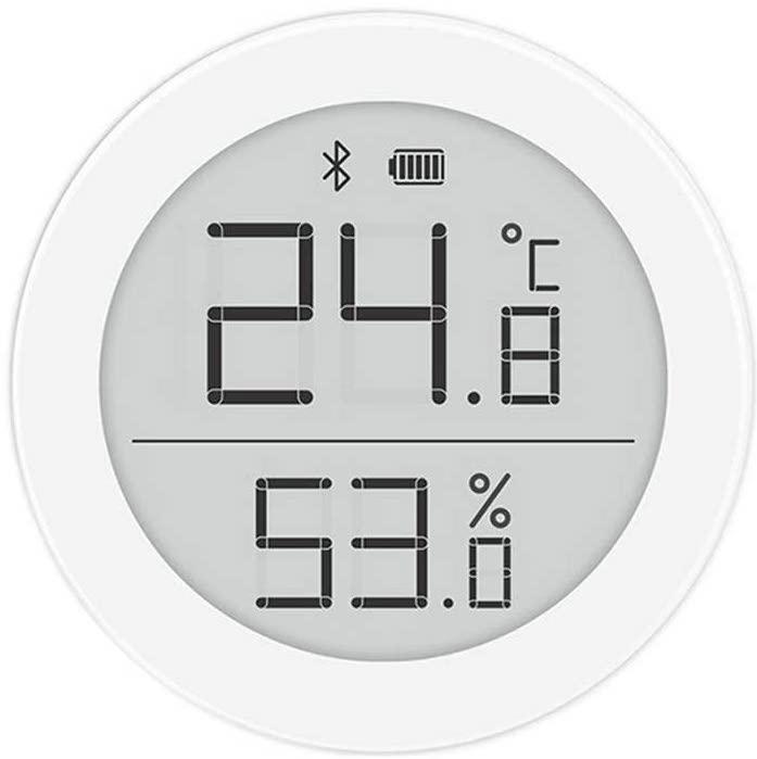 Mijia Qingping Bluetooth Thermo Hygrometer Homekit Sensor Render