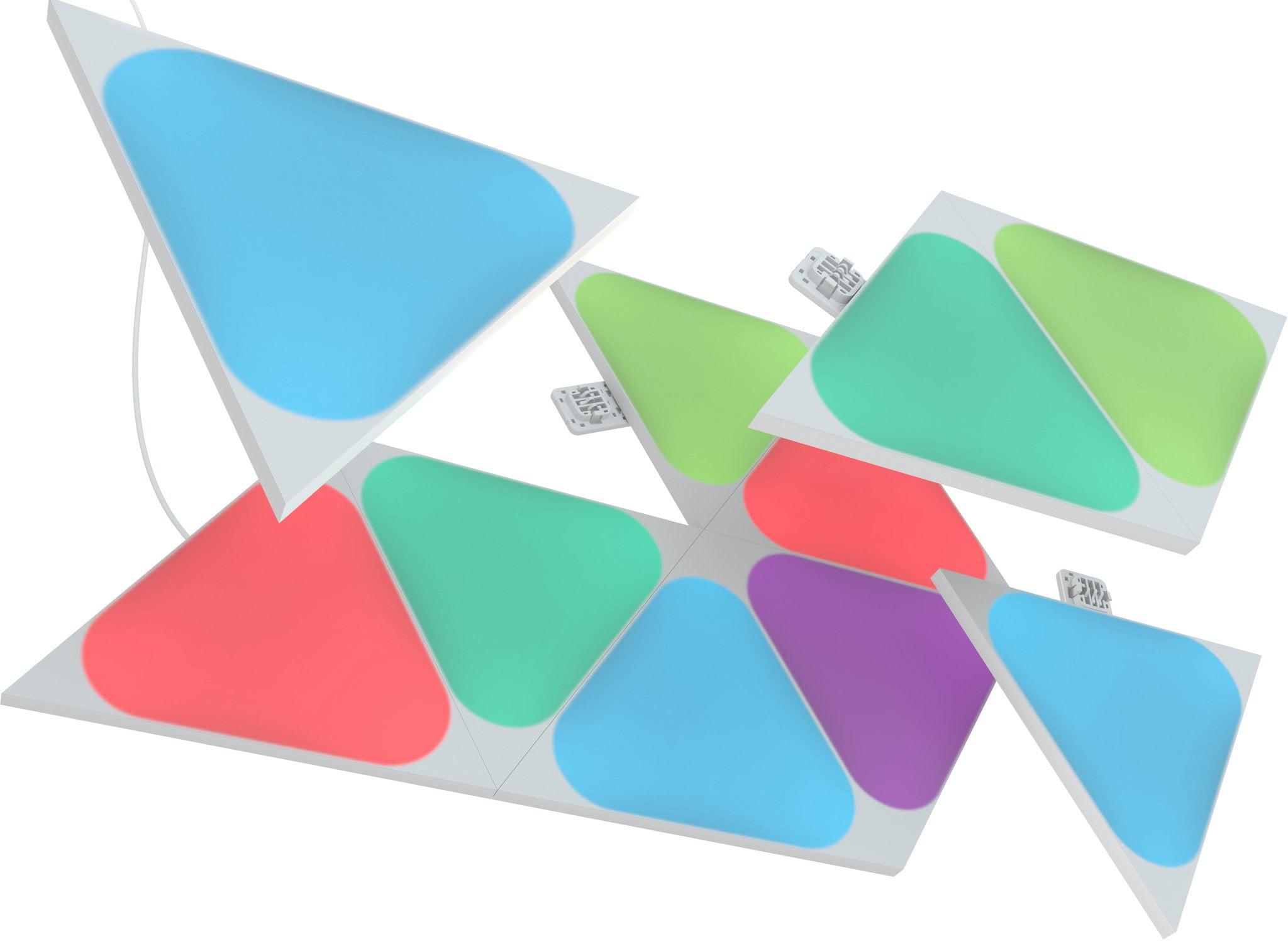 Nanoleaf Shapes Mini Triangles