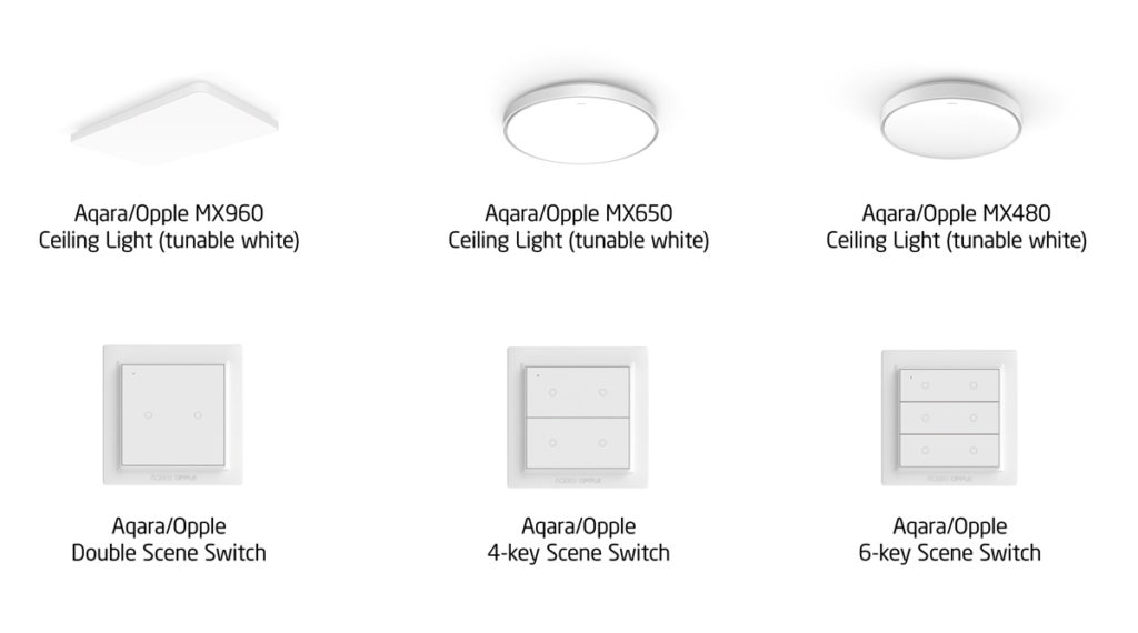 New M2 HomeKit hub, switches, locks, camera and other new devices are available from Aqara