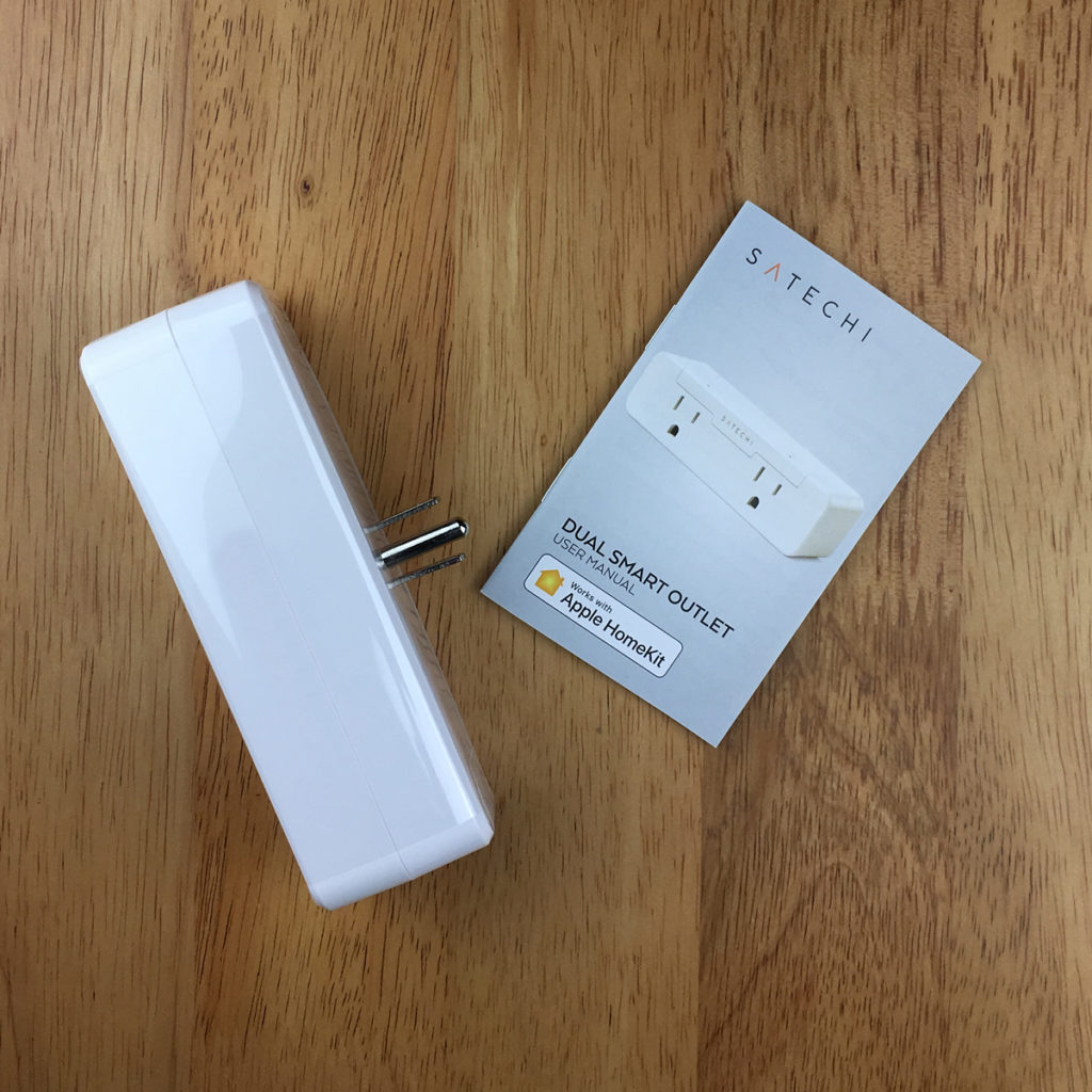 Satechi Dual Smart Outlet review