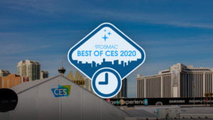 9to5Mac Best of CES 2020 Awards