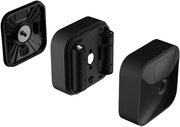 Amazon is refreshing the Blink Camera line with a new look, keeping the battery for 2 years