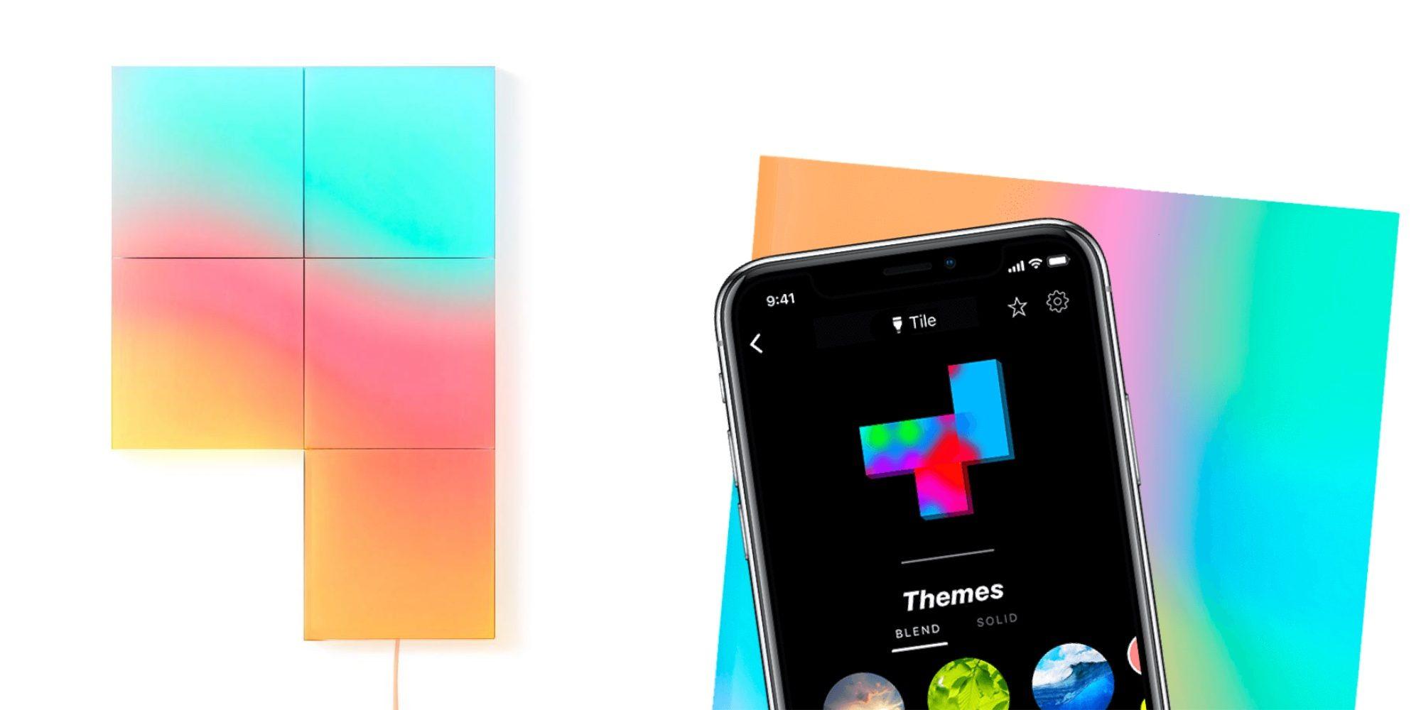 Ambient lighting arrives for $166 with LIFX's Tile HomeKit Starter Kit (36% off)