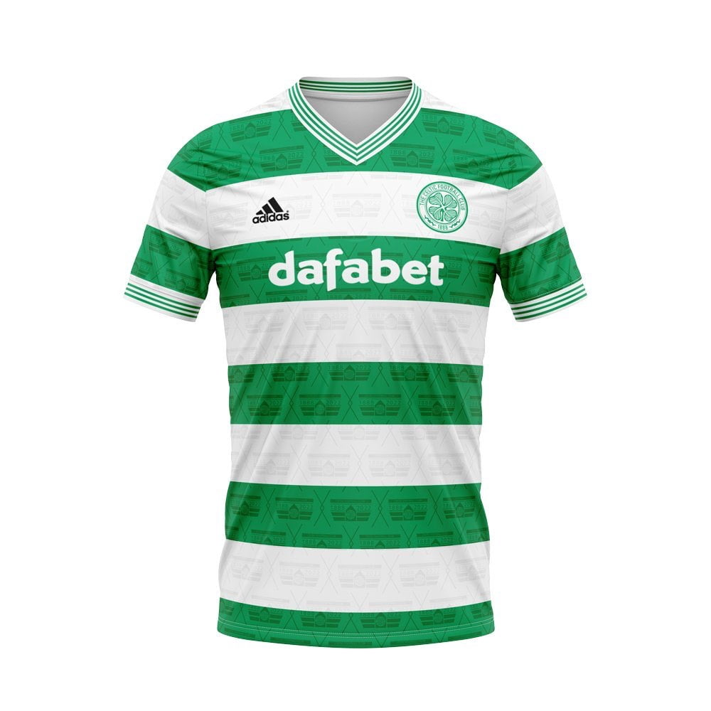 An amazing home kit for the new season is coming out