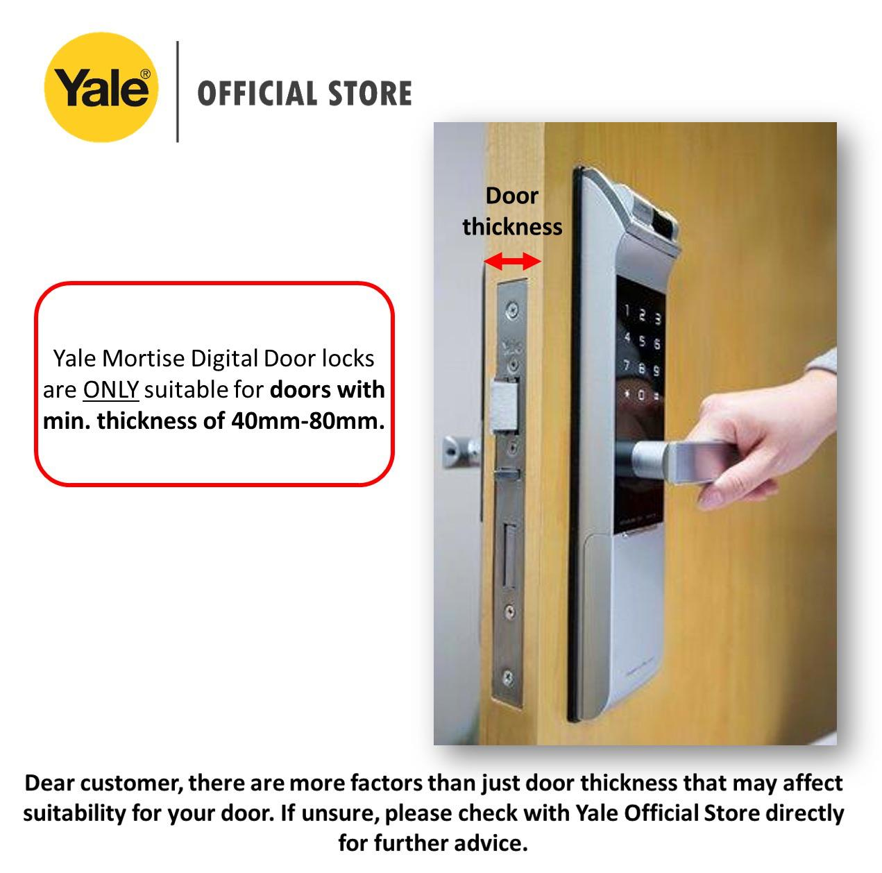 Any Smart HomeKit Lock That Can Replace This Yale Mortise