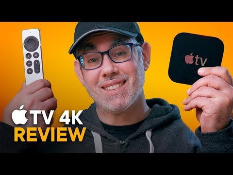 Apple TV 4K Reviews (2021) (Rene Ritchie - iMore)