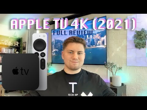 Apple TV is another wired device on the market and is the first to be installed!  I wonder what that means for stability?  I made a complete review of the new Apple TV for anyone who is curious, also the remote control is mandatory, even if you do not upgrade.