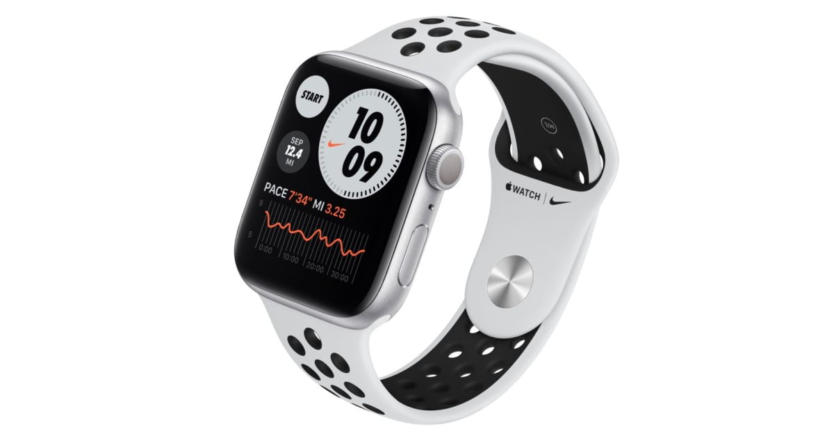 Apple Watch Series 6 Nike + offers reduce by $ 50 more