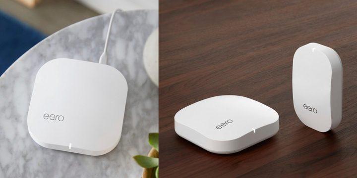 Apple begins selling Eero mesh routers after earlier HomeKit update