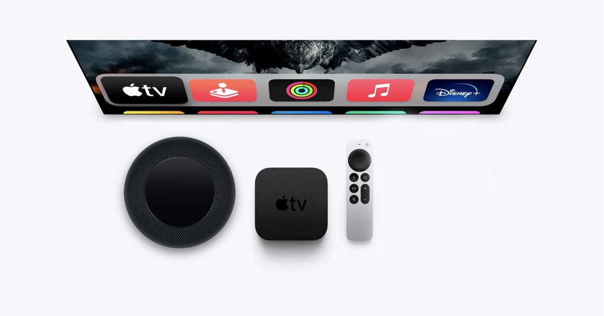 Apple tvOS 15.1 beta 2 seeds for developers and public beta testers with SharePlay support [U]