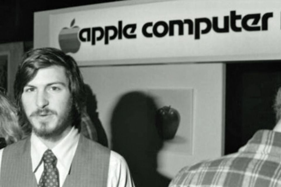 Apple was founded 45 years ago today