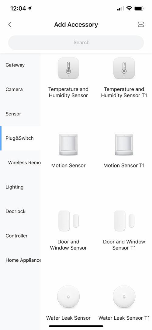 Aqara App Update Reveals More HomeKit Devices