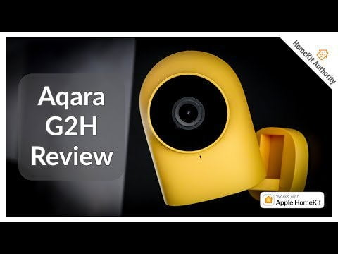 Aqara G2H Review - From the point of view of the HomeKit