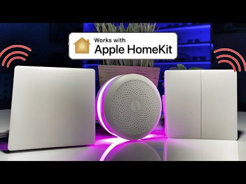 Aqara HomeKit Wireless Switch