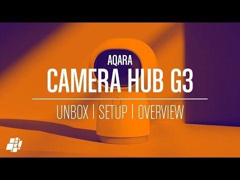 Aqara Hub Camera G3 - Quite possibly the best HomeKit camera so far