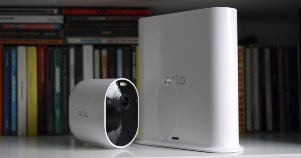 Arlo Pro 3 gets Apple HomeKit smart security action