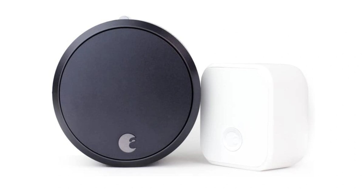 August Smart Lock Pro with HomeKit drops to a new all-time high of $ 99 (save 33%)