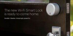 August's new Wi-Fi Smart Lock with HomeKit and 45% smaller size now available
