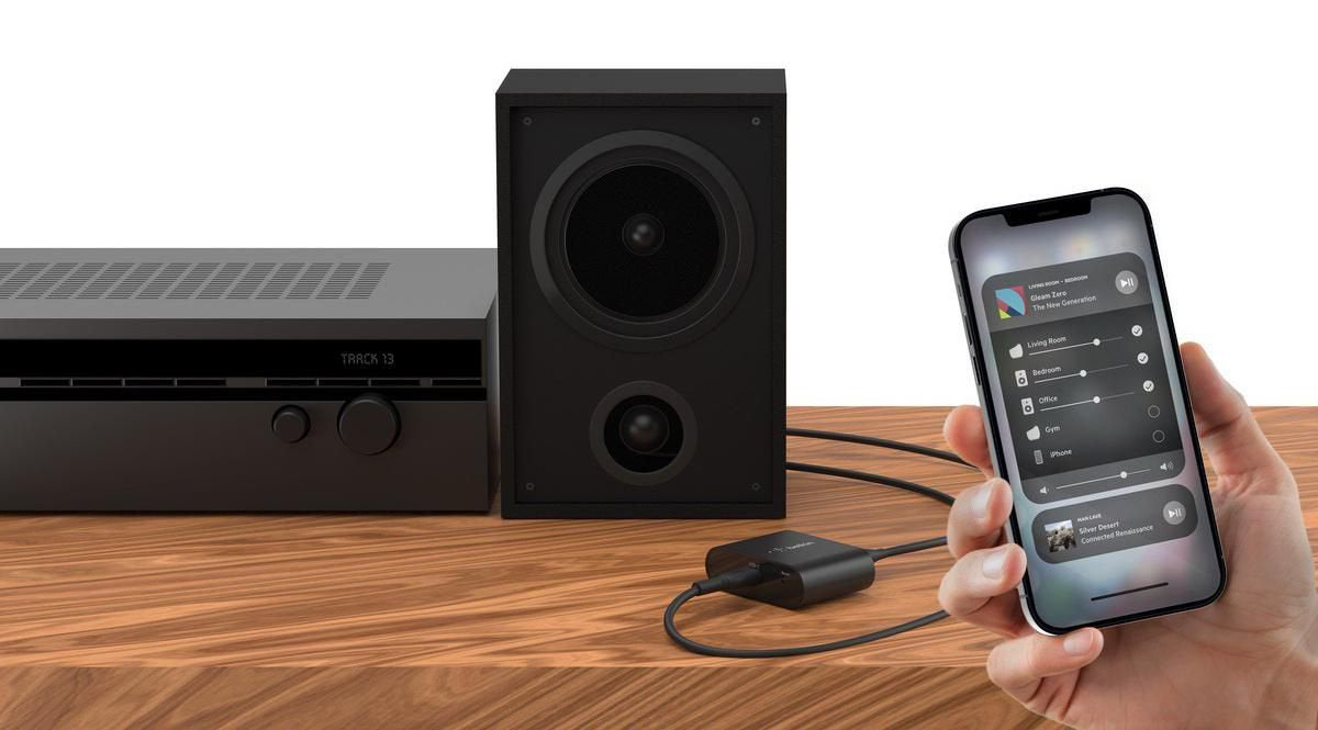 Belkin launches a compact and affordable Apple AirPlay adapter