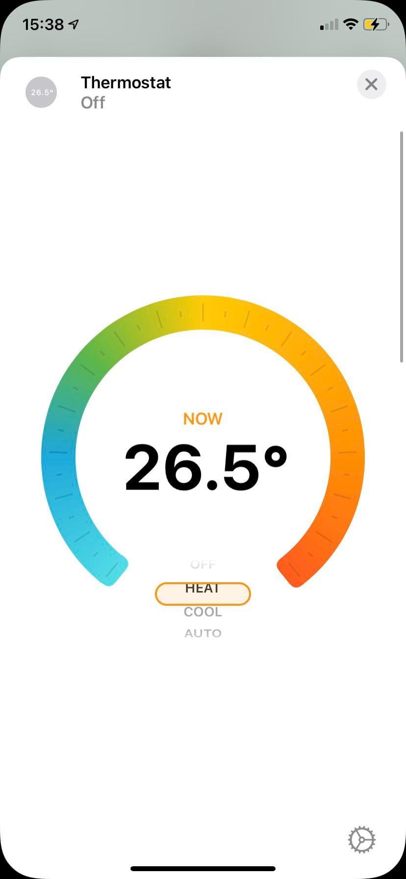 Can HomeKit activate the Ecobee fan