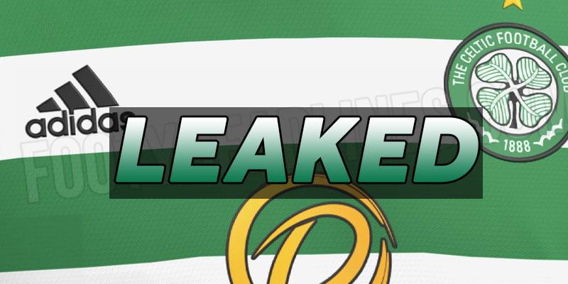 Celtic 21-22 Home Kit is leaked