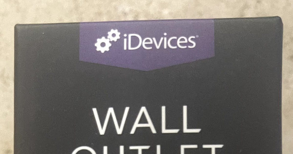 Compare a SmartPlug with Smart Wall Outlet and iDevices