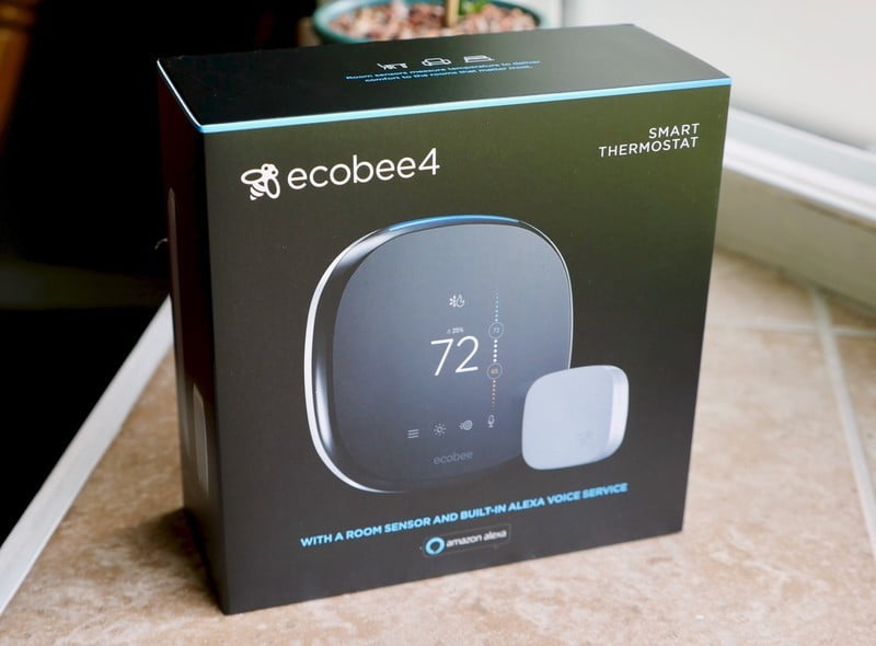 Costco members can grab the Ecobee 4 smart thermostat on sale for $170