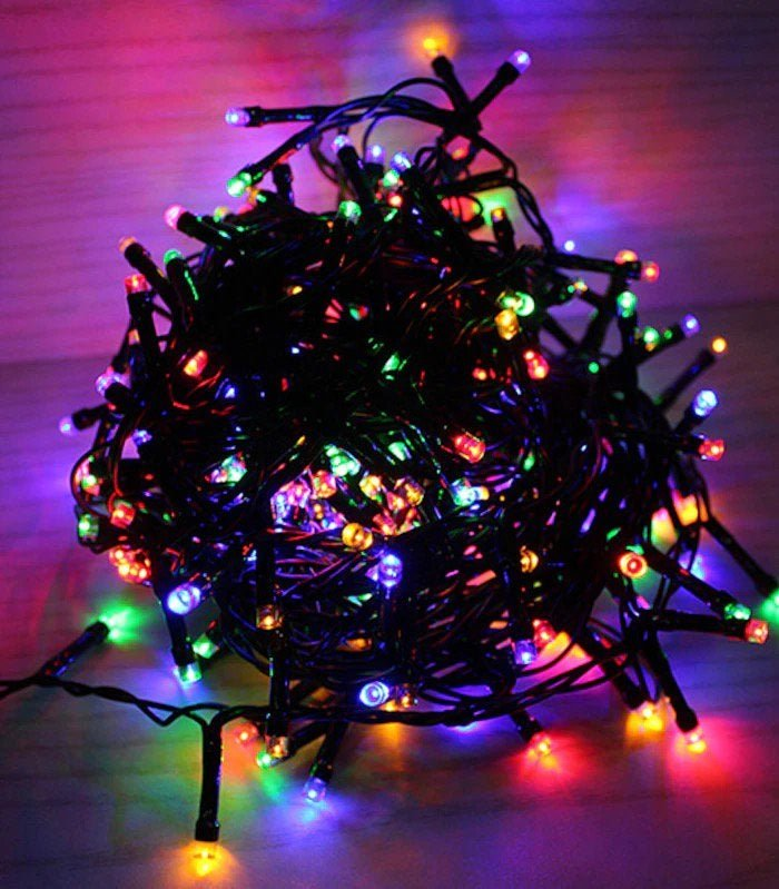 DIY Christmas Fairy Lights: Is it possible to combine a HomeKit LED strip controller with generic colored string lights to create HomeKit Christmas tree lights?
