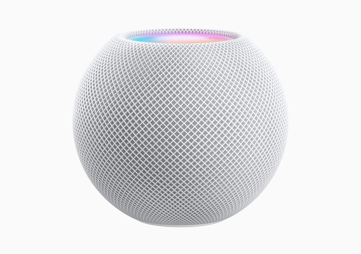 Does Homepod mini have a temperature humidity sensor