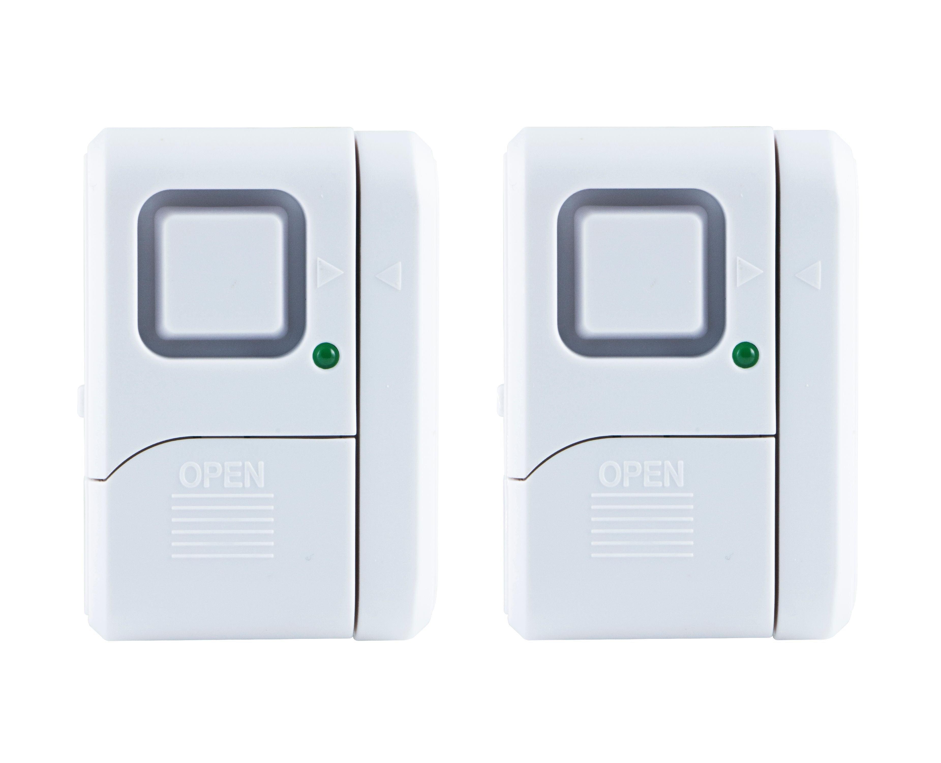 Door sensor alarm