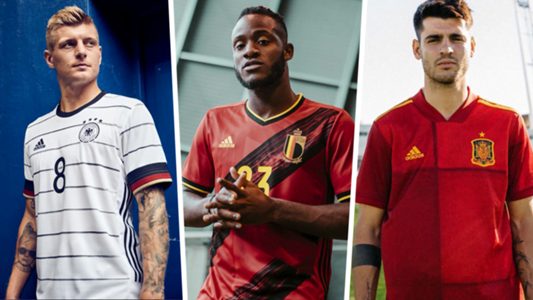 Euro 2020 kits: England, France, Portugal and what all the teams will wear to the European Championship