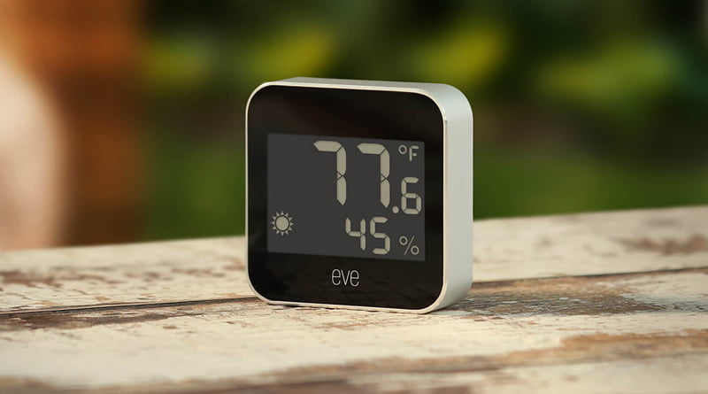 Eva Weather, with wire support - Homekit News and Reviews