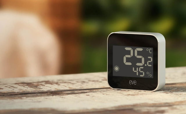 Eve Systems announces Eve Energy, Eve Weather, Eve Aqua with HomeKit Over Thread support