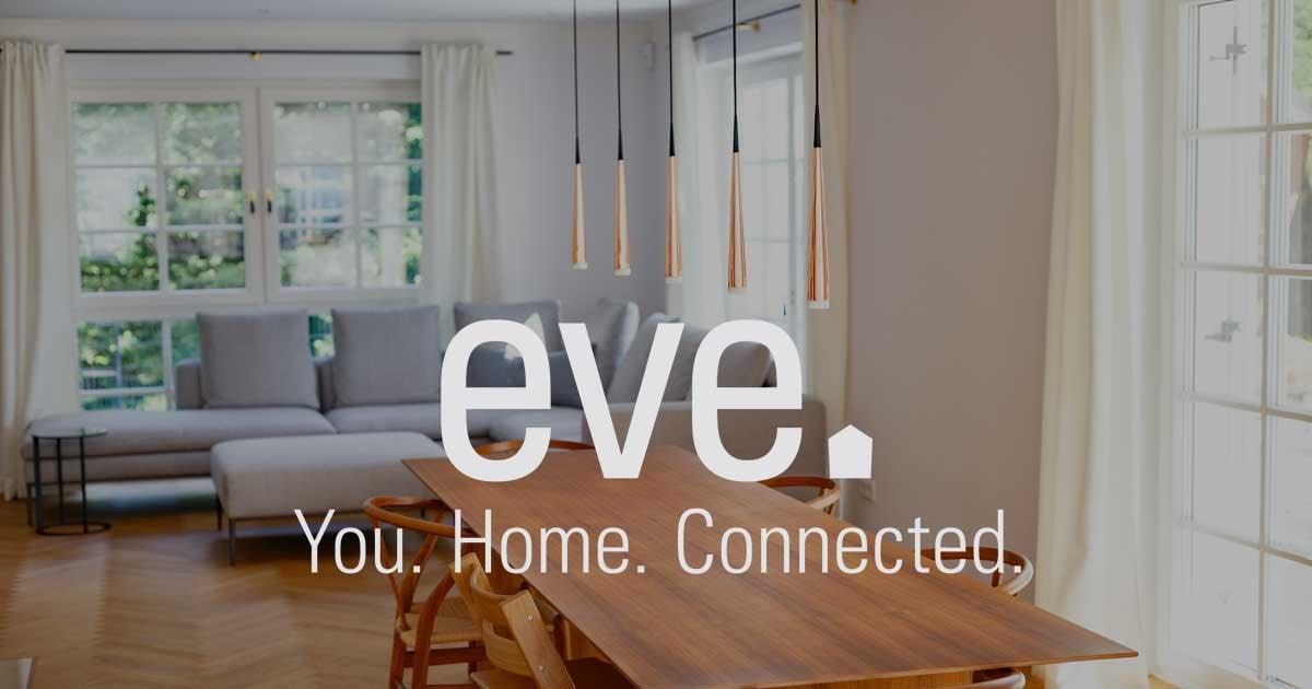 Eve discusses why they bring Thread to their devices and how HomeKit is involved